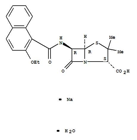 CAS No.:7177-50-6 Suppliers and prices,Nafcillin sodium