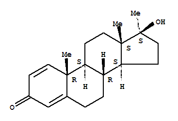 Androsta-1,4-dien-3-one,17-hydroxy-17-methyl-, (17b)- product picture