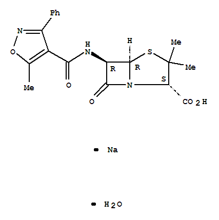 Oxacillin sodium monohydrate product picture