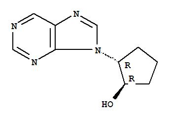 7400-58-0,Cyclopentanol,2-(9H-purin-9-yl)-, trans- (9CI),NSC 35003