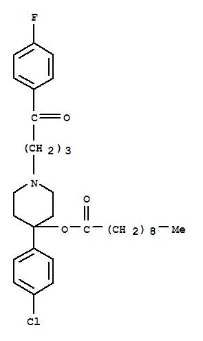 haloperidol decanoate solubility