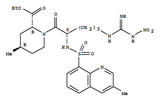 The China supplier of Argatroban Intermediate Cas:74874-09-2(74874-09-2)