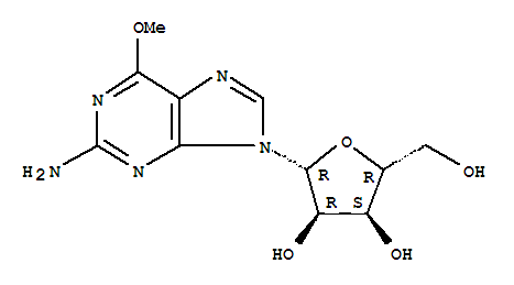 Guanosine, 6-O-methyl-