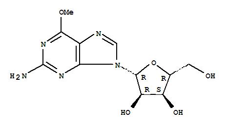 Guanosine, 6-O-methyl-