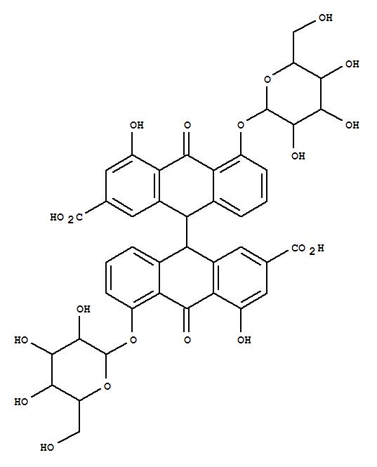 Sennoside A(81-27-6)
