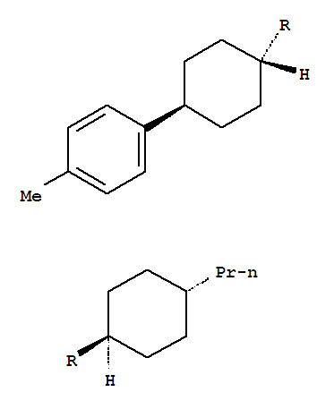 1-methyl-4-[(trans,trans)-4'-propyl[1,1'-bicyclohexyl]-4-yl]-Benzene