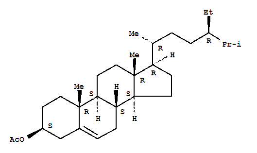 beta-Sitosterol Acetate (contains CaMpesterol Acetate)