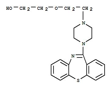 Quetiapine fumarate(111974-72-2)