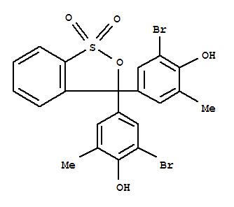 Bromocresol Purple  DIBROMO-O-CRESOLSULFONPHTHALEIN BROMCRESOL PURPLE SULTONE FORM 115-40-2 98% min