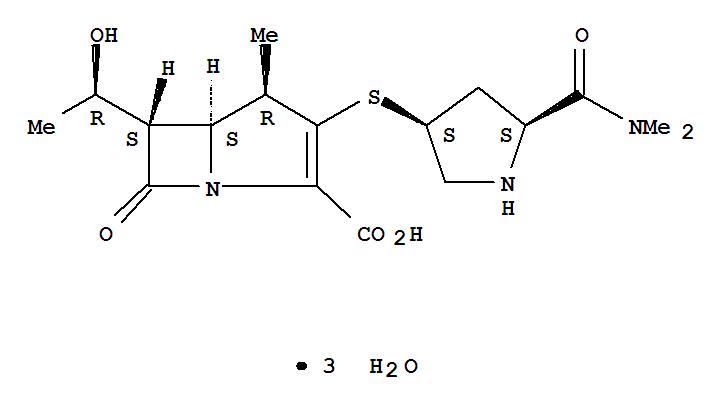 Meropenem(119478-56-7)