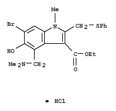 High quality Arbidol Hcl supplier in China