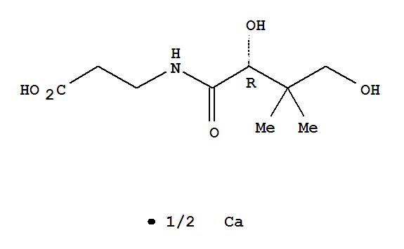 Pantothénate De Calcium