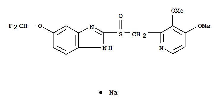 Pantoprazole sodium(138786-67-1)