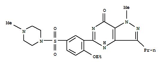 Sildenafil citrate(171599-83-0)