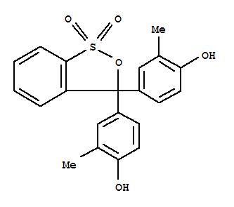 Cresol Red BROMCRESOL PURPLE CRESOLSULFOPHTHALEIN 1733-12-6 98% min