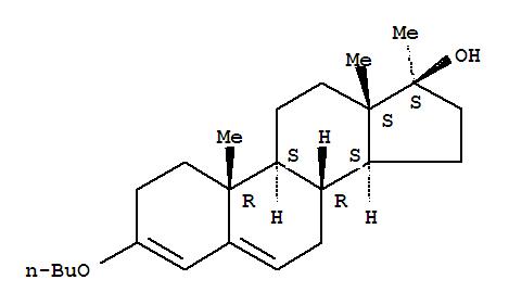1852-79-5,Androsta-3,5-dien-17b-ol,3-butoxy-17-methyl- (6CI,7CI,8CI),NSC72830