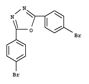 1,3,4-Oxadiazole,2,5-bis(4-bromophenyl)-