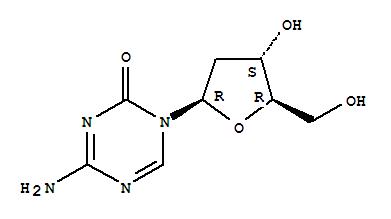 2353-33-5,5-Aza-2'-deoxycytidine,s-Triazin-2(1H)-one,4-amino-1-(2-deoxy-b-D-erythro-pentofuranosyl)-(7CI,8CI);2-Desoxy-5-azacytidine;2'-Deoxy-5-azacytidine;5-Azadeoxycytidine;DAC;Dacogen;1,3,5-Triazin-2(1H)-one,4-amino-1-(2-deoxy-b-D-erythro-pentofuranosyl)-;b-Decitabine;decitabine;