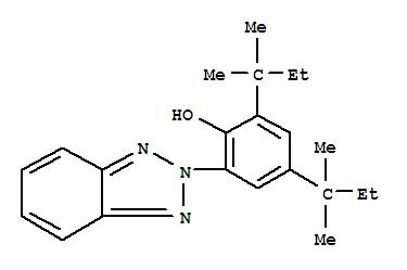 2-(2H-Benzotriazol-2-yl)-4,6-ditertpentylphenol(25973-55-1)