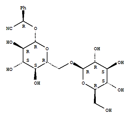 Amygdalin product picture