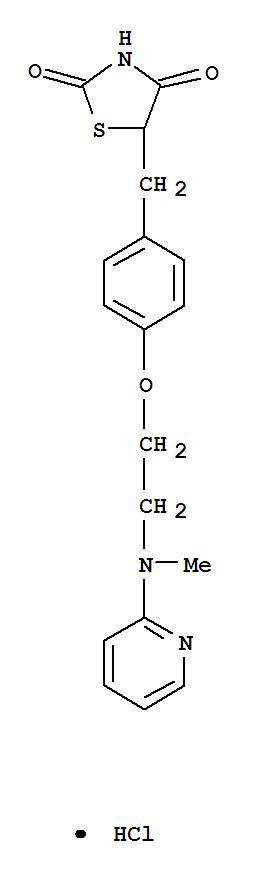 rosiglitazone HCl