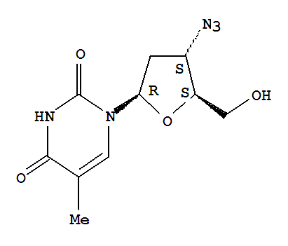 Thymidine,3'-azido-3'-deoxy- product picture
