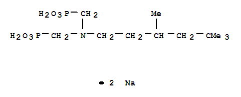 94087-53-3,Phosphonic acid,[[(3,5,5-trimethylhexyl)imino]bis(methylene)]bis-, disodium salt (9CI),disodium dihydrogen [[(3,5,5-trimethylhexyl)imino]bis(methylene)]diphosphonate