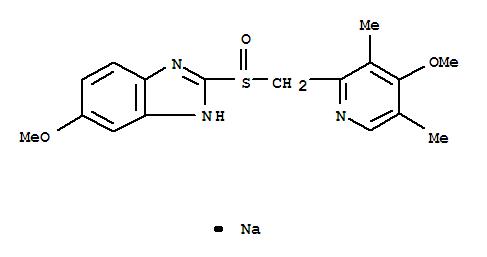 Omeprazole sodium(95510-70-6)