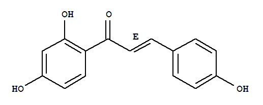 2-Propen-1-one,1-(2,4-dihydroxyphenyl)-3-(4-hydroxyphenyl)-, (2E)- product picture