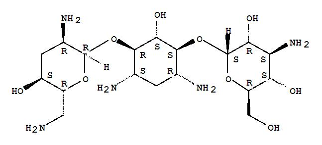 Tobramycin Base/Sulphate(32986-56-4)