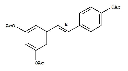 Acetyl Trans Resveratrol Supplier Casno 42206 94 0