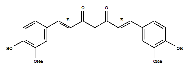 1,6-Heptadiene-3,5-dione,1,7-bis(4-hydroxy-3-methoxyphenyl)-, (1E,6E)-