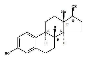 50-28-2,Estra-1,3,5(10)-triene-3,17-diol(17b)-,Estra-1,3,5(10)-triene-3,17-diol, (17b)-;Estra-1,3,5(10)-triene-3,17b-diol;Estrace;Estraderm;Estraderm MX;Estraldine;Estrapatch;Estreva;Estroclim;Estroclim 50;Estrogel HBF;Estropause;Evorel;FemSeven;Femogen;Follicyclin;Gelestra;Ginosedol;Gynoestryl;Macrodiol;Menorest;Menostar;Nordicol;Oestergon;Oestradiol;Oestrogel;Ovastevol;Ovocylin;Primofol;Profoliol;Dihydromenformon;Diogyn;Divigel;Encore;Epiestriol 50;Progynon;Progynon DH;Sandrena 1;Systen;Theelin, dihydro-;