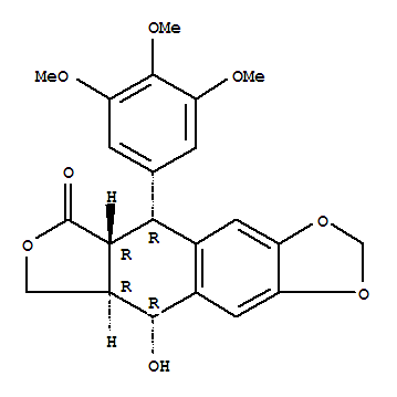 High quality Podophyllotoxin supplier in China