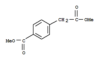 4-Methoxycarbonylmethylbenzoic acid methyl ester 98% supplier in China