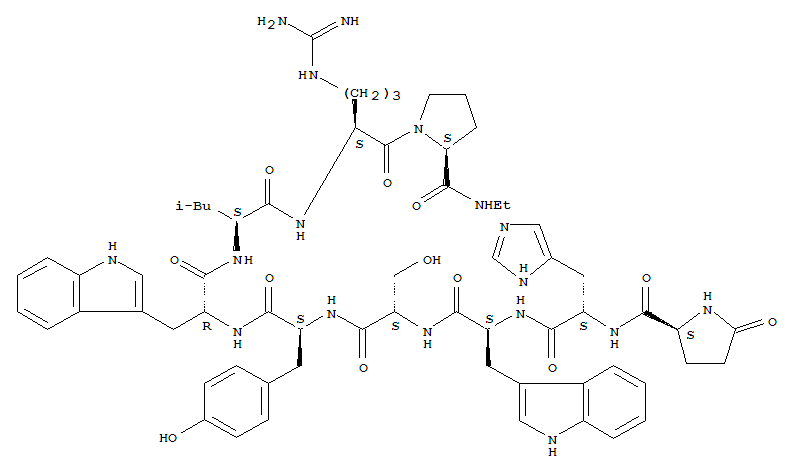 High quality Deslorelin Acetate supplier in China