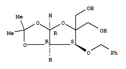 63593-03-3,a-D-erythro-Pentofuranose,4-C-(hydroxymethyl)-1,2-O-(1-methylethylidene)-3-O-(phenylmethyl)-,Furo[2,3-d]-1,3-dioxole,a-D-erythro-pentofuranose deriv.