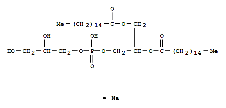 Dipalmitoyl phosphatidylglycerole sodium salt