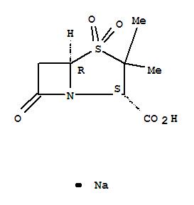 Sulbactam sodium(69388-84-7)