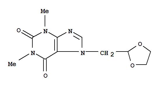 Doxofylline(69975-86-6)