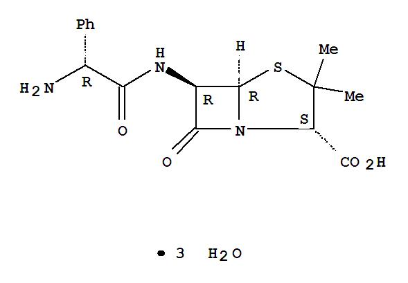 Ampicillin(7177-48-2)