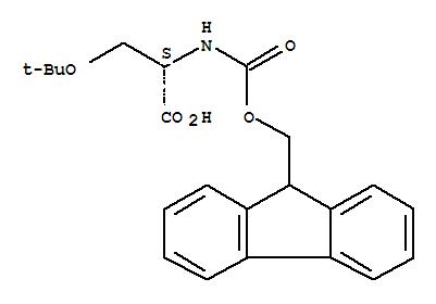 Fmoc-O-tert-Butyl-L-serine(71989-33-8)