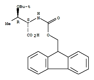 Fmoc-O-tert-Butyl-L-threonine(71989-35-0)