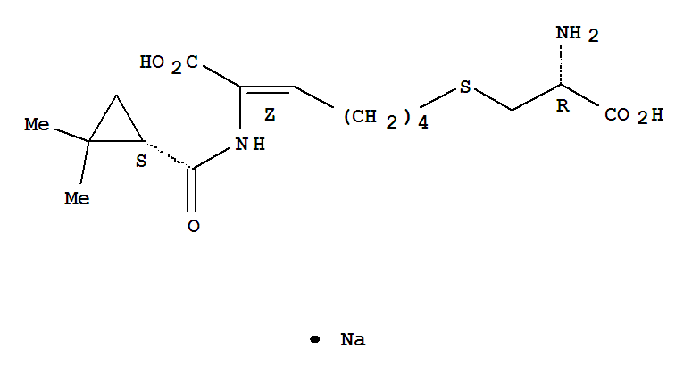 Cilastatin sodium(81129-83-1)