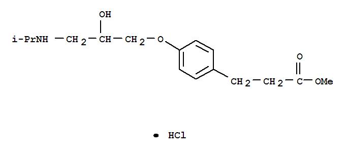 Esmolol hydrochloride(81161-17-3)
