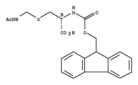 Fmoc-S-acetamidomethyl-L-cysteine