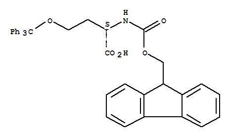 N-Fmoc-O-trityl-L-homoserine