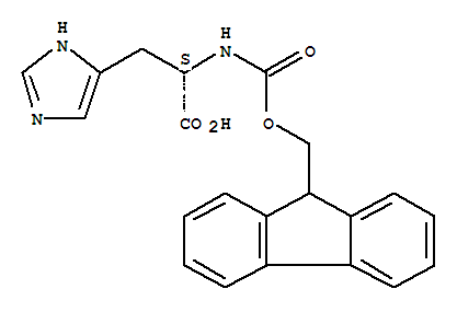L-Histidine,N-[(9H-fluoren-9-ylmethoxy)carbonyl]- product picture