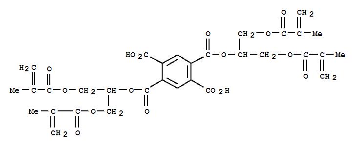 1,2,4,5-BENZENETETRACARBOXYLIC ACID 1,4-BIS [2-[(2-METHYL-1-OXO-2ALLYL) OXY]-1-[[(2-METHYL-1-OXO-2-ALLYL) OXY]METHYL] ETHYL] ESTER