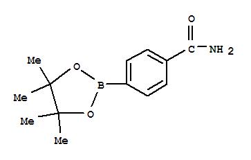 Benzamide,4-(4,4,5,5-tetramethyl-1,3,2-dioxaborolan-2-yl)-                                                                                                                                              (179117-44-3)